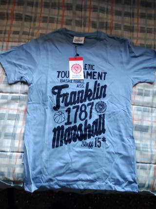 Camiseta Franklin Marshall talla s