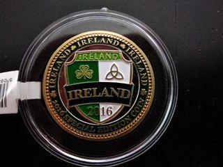 *Colección* Moneda Irlanda 2016