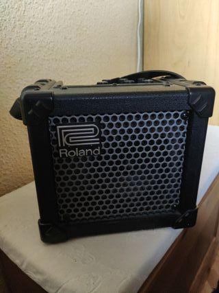 Amplificador Roland micro cube