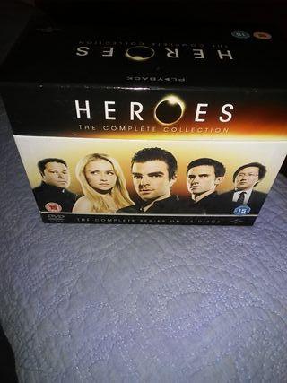 Heroes coleción completa V.O.