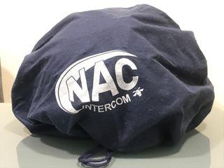 Casco PARAMOTOR NAC Intercom Sidetone