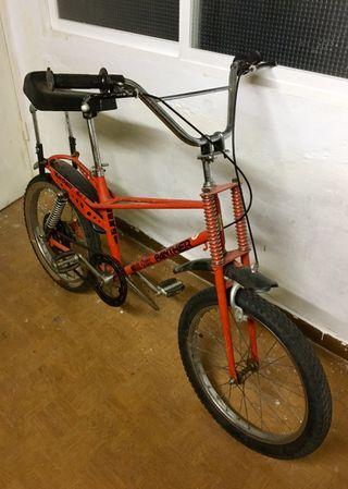 Bicicleta Derbi Panther Match II