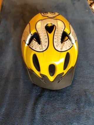 Casco de bicicleta para niño