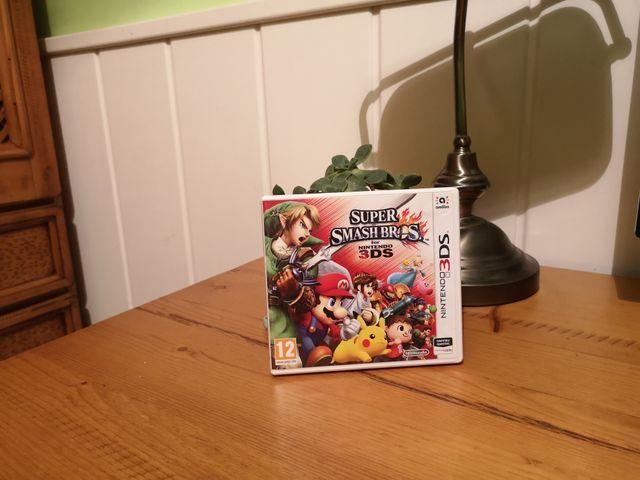 Super Smash Bros. 3DS.