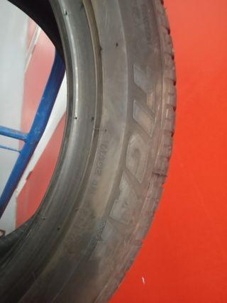 1 neumático 205/ 50 R16 87W Tigar como nuevo