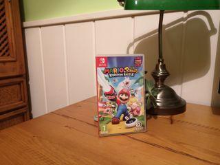 Mario + Rabbids.