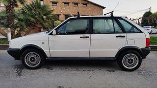 coche seat ibiza clx con bola remolque y vaca