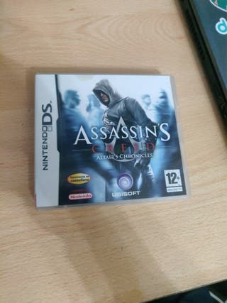 Assassin's creed: Altaïr Chronicles