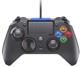 Gamepad PS4/PS3/PC/Android con cable.
