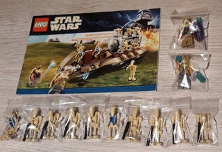 Lego 7929 The Battle of Naboo Star Wars