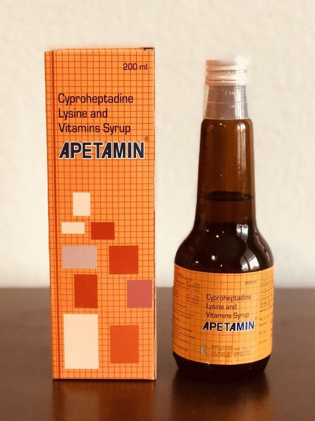 Apetmain syrup