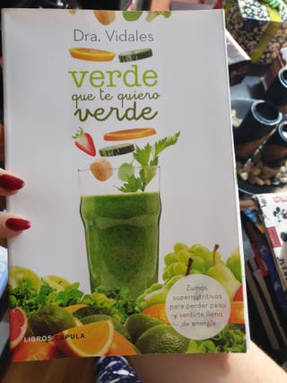 libro verde que te quiero verde