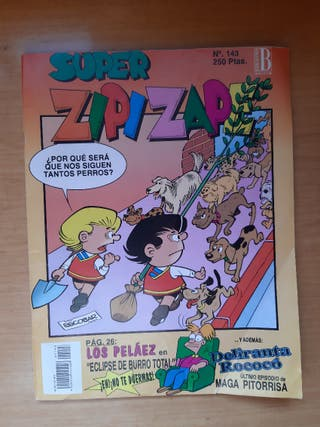 Comic/tebeo Zipi Zape
