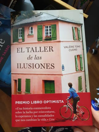 libro el taller de las ilusiones