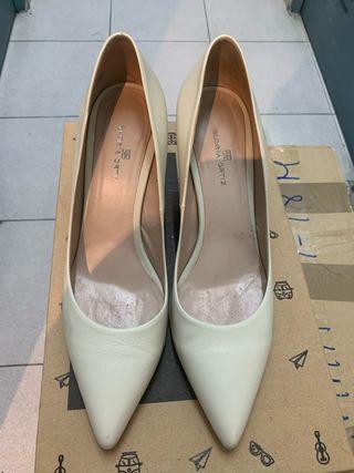 Zapatos novia 41. Gloria Ortiz.