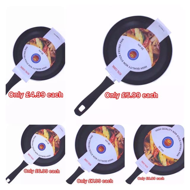 Royal Cuisine High Quality Non-Stick Frying Pan