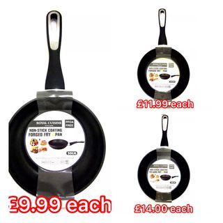 Royal Cuisine Premium Quality Non Stick Frying Pan