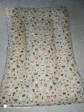 colchón o cama