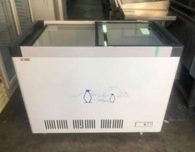 Congelador industrial arcón nuevo