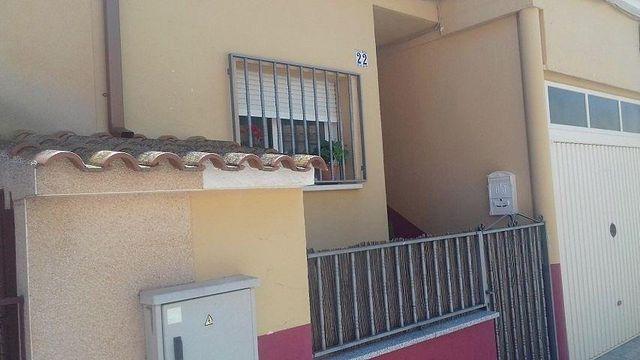 Chalet en venta en Madridejos