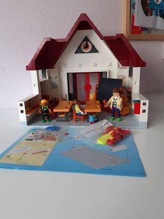 Colegio Playmobil citylife 6865