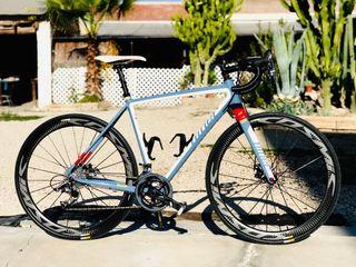 Niner RLT 9 ciclocross gravel carretera