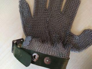 Guante metal carnicería