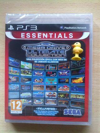 Sega Mega Drive Ultimate Collection PS3 NUEVO