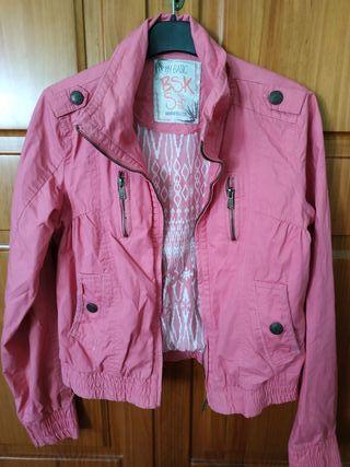 Chaqueta rosa