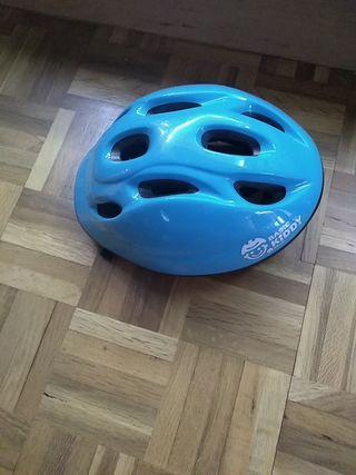 casco bici junior
