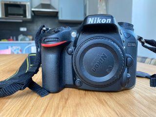 Cuerpo Nikon D7100