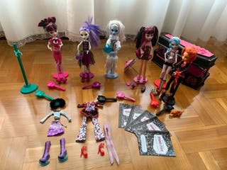 Monster High lote oferta