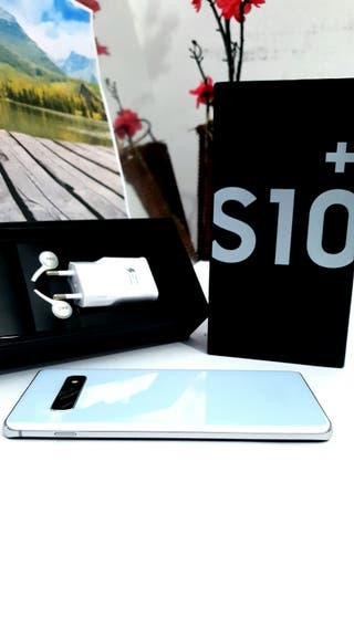 Samsung Galaxy S10+ Blanco 128 Gb