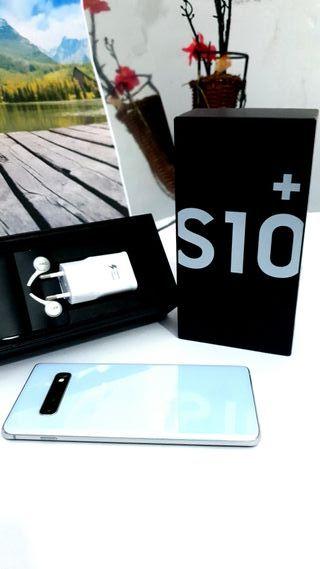 Samsung Galaxy S10+ Blanco 128 Gb