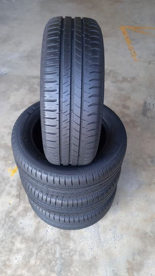 4 x Neumáticos Michelin 195 55 15 85V