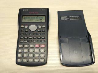 Casio Calculadora Fx 82ms