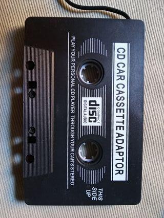 Adaptador de Cassette para coche