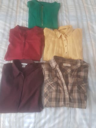 lote camisas