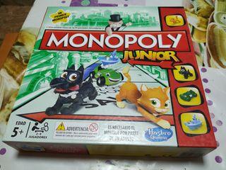 Monopoly juniors