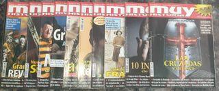 Revista Muy Historia Nº del 1 al 11