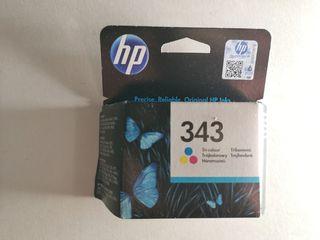 Cartucho tinta Hp 343