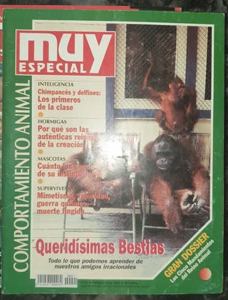 Revista Muy Interesante Nº21 al 70