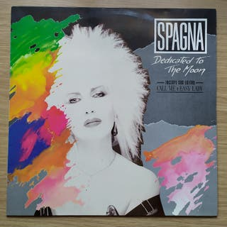 Disco de Vinilo Spagna Dedicated yo The Moon