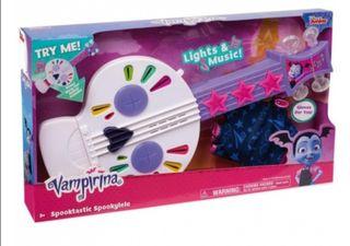 guitarra vampirina