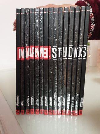 Coleccion Marvel studios