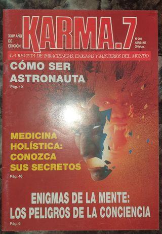 Revista Karma. 7. Nº269. Año 1995