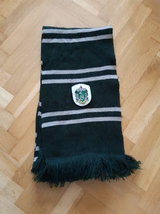 Pañuelo/bufanda Harry Potter Slytherin
