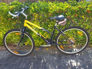 "Bicicleta mujer Scott 26"""