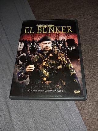 dvd.El Bunker descatalogada