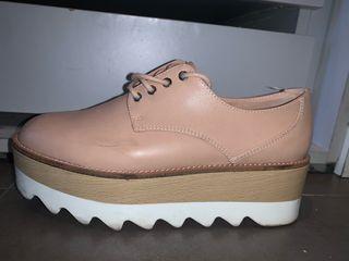 Zapatos plataforma estilo Stella McCartney